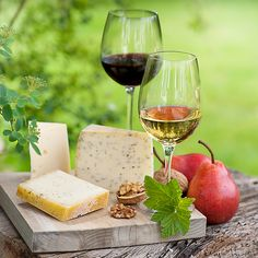 Wine-cheeseplate | Flickr - Photo Sharing!