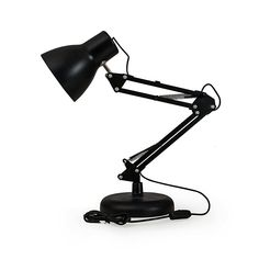 This modern design for Lumiens Astoria is a perfect way to illuminate your work desk and still achieve that sleek design. Plus you can easily bend it for storage.  https://loom.ly/axoP6eE