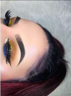 Three Essential Make Up Tips: Eyeliner Glam Makeup, Love Makeup, Skin Makeup, Makeup Inspo, Makeup Art, Makeup Inspiration, Beauty Makeup, Make Up Looks, Makeup Guide
