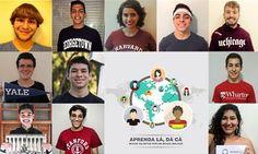 Grupo de estudantes brasileiros cria 'vaquinha' na Internet para conseguir estudar no exterior Vinte e seis alunos, de 13 cidades diferentes querem juntar R$ 350 mil. Valor será repartido segundo a necessidade de cada um