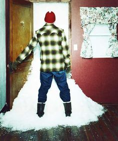 14 Essentials to Prepare for a Blizzard: what to stock up on and how to prepare your home when the snow starts falling hard. | Photo: Michael Cogliantry/Getty Images | thisoldhouse.com