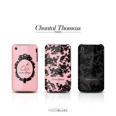 iPhone cases by Chantal Thomass