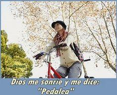 Proyecto MARES: En bici, con Dios