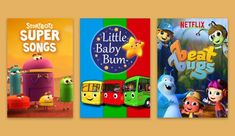 10 toddler TV shows to introduce, mindfully, to your toddler