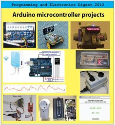 Picture of Arduino Microcontroller Projects