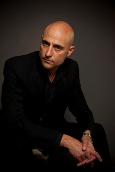 Mark Strong, television and film actor.