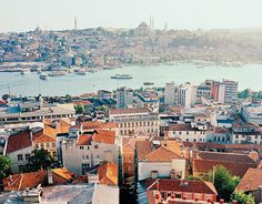 Istanbul - one of my favourite cities.