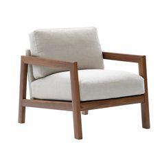 Woody armchair for Adea  design Elina Ala-Mononen
