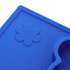 Grippo 2-in-1 Silicone Placemat and Plate in Blue T Baby, Baby Safe, Happy Baby, Messy Play, Food Trays, How To Make Breakfast, Baby Led Weaning, Group Meals, Baby Online