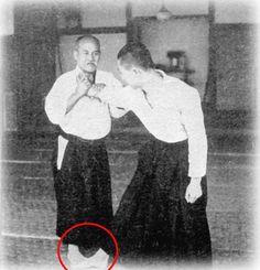 Ueshiba Morihei, nikkyo