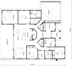 Athens 317, Our Designs, G.J. Gardner Homes Bendigo