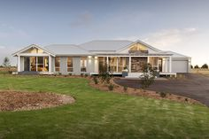 The Blaxland Retreat - The Rural Building Co