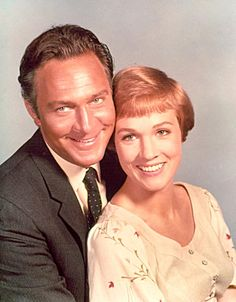 The Sound of Music (1965) - Christopher Plummer, Julie Andrews