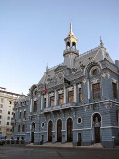 Plaza Bernardo O'Higgins, Valparaiso, Chile, América do Sul - South America, Open Air Museum