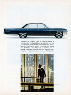 1963 Buick Electra 225 Six-Window Hardtop Sedan