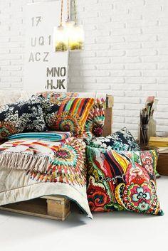 casinha colorida especial quartos estilo boho chic e muitas cores
