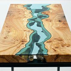 Greg Klassen's Tectonic table