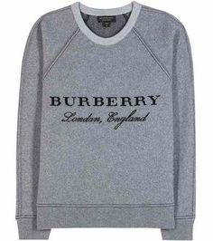 Pullover aus Wolle und Cashmere   Burberry