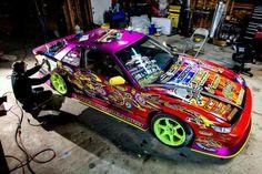 Tuner Cars, Jdm Cars, Grand Theft Auto, Drift Truck, Vinyl Wrap Car, Gta, Street Racing Cars, Drifting Cars, Import Cars