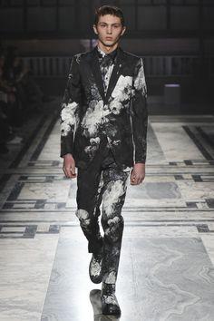 London Collections Men – Herbst/Winter – 2016/17: Alexander McQueen - GQ