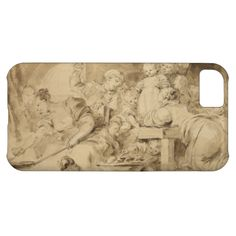 The Pancake Maker by Jean-Honore #fragonard #iphone 5c #art #cover #iphone5c