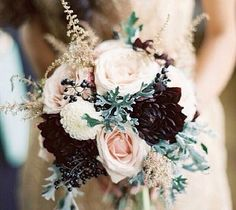 Burgandy Bouquet