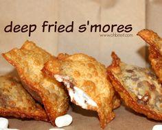 Deep Fried Smore's!