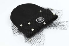http://silverspoonattireshop.com/products/silver-spoon-attire-mesh-bow-beanie-with-pearls-black