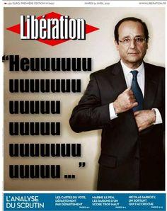 François Hollande Politique #Libé