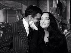 La coppia Addams