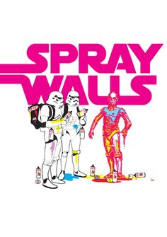 Spray Walls