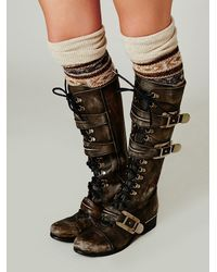 69da262db0a Black Womens Kantell Lace Up Boot