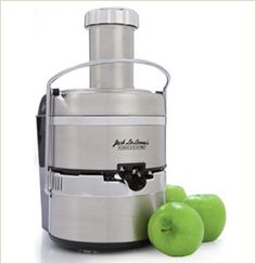 Jack Lalanne PJP Power Juicer Pro Stainless Steel Electric