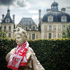 #sevillafc #sfcparis #cheverny #chateau #sculpture #art #igersfrance…