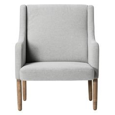 Light Gray Armchair
