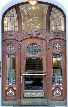 Hamburg - Eppendorf - Jugendstil 026 by Arnim Schulz, via Flickr