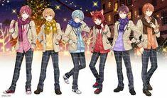すとぷり Anime Best Friends, Cute Anime Boy, Anime Boys, Boys Wallpaper, Drawing Clothes, Darling In The Franxx, Vocaloid, Kawaii Anime, Chibi