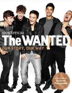 The Wanted: 100% Official: Our Story, Our Way by The Wanted, http://www.amazon.com/dp/075222753X/ref=cm_sw_r_pi_dp_Z0rRqb11J8TH8