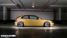 97 Honda Civic Hatchback Ek with Acura El front end conversion Honda Vtec, Honda Civic Hatchback, Old School Muscle Cars, Truck Rims, Car Goals, Import Cars, Japanese Cars, Small Cars, Jdm Cars