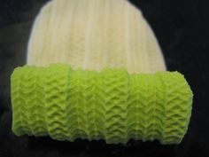 Make a silicone structure roller with SILLI