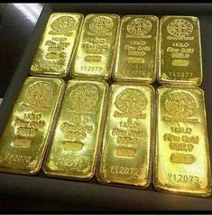 Why You Should Invest In Gold After Retirement To Diversify Your Investment Portfolio in These Uncertain Economic Times. Investing in gold and silver Gold Bullion Bars, Silver Bullion, Make Money Online, How To Make Money, I Love Gold, Money Stacks, Gold Money, Gold Stock, Gold Coins