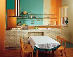 Jeśli lubisz ponadczasowe i solidne rozwiązania – kuchnia z surowych cegieł  z pewnością przypadnie ci do gustu. Murowana kuchnia daje możliwość indywidualnego wykończenia   i łatwo ją dopasować  do zmiany wyglądu pomieszczenia, np. poprzez wymianę frontów lub akcesoriów.  Pomysł na kuchnię murowaną krok po kroku.