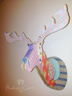 Manualidades infantiles hechas con cartón