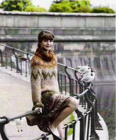14505504 Islandsk sweater