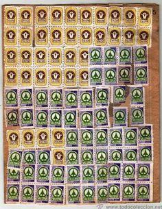 Cartilla de sellos