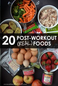 20 (REAL Post-Workout Food Options - Coconuts & Kettlebells