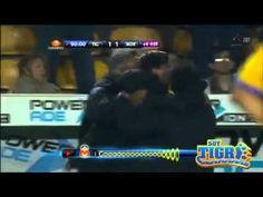 Tigres 1-1 Monarcas | Jornada 9 - Clausura 2013.