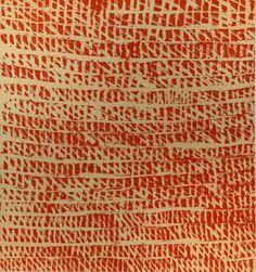 Weaving Design by Freda Kundu | Michael Reid | Aboriginal Art