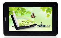 Go Tech Funtab Talk 2Gis an inexpensive tablet and is made for basic everyday use; the low price will surely make it popular in the market but there are issues of slow performance.