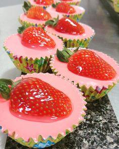 Cupcake tipo mousse napolitano Una delicia